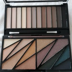 New! Bundle 2 Makeup Revolution eyeshadow palettes